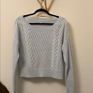 Garage Baby Blue Sweater Cardigan💙